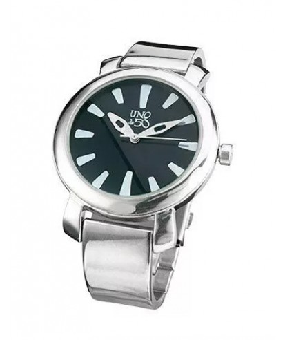 Reloj Uno de 50 negro REL0136