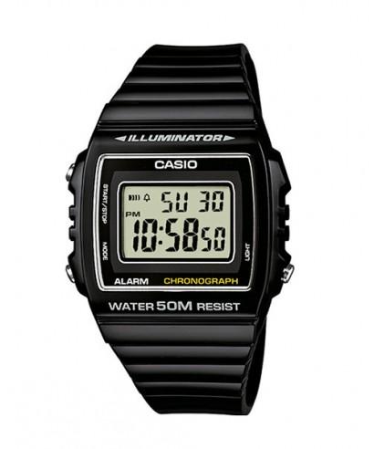 Reloj Casio negro W-215H-1AVEF