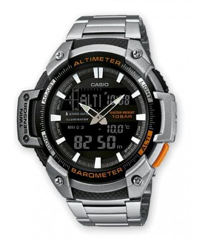 Reloj Casio Altímetro y Barómetro SGW-450HD-1BER