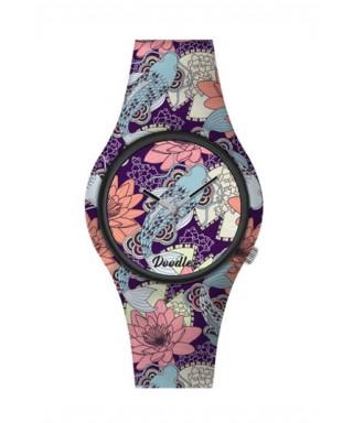 Reloj Doodle Carpas y nenúfar DO39005