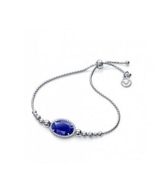 Pulsera Viceroy cristal azul 1201P000-43