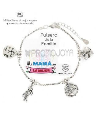 Pulsera 'Eres lo más' Familia Mamá