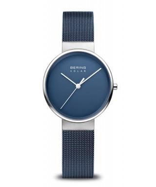 Reloj Bering solar azul mujer 14331-307
