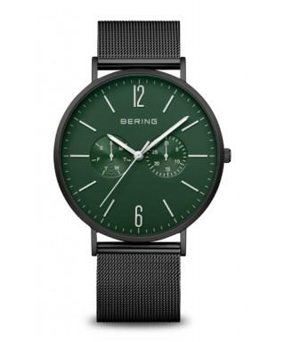 Reloj Bering negro verde 14240-128