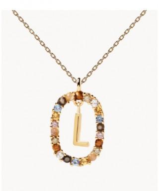 Collar PDPAOLA letra L CO01-271-U