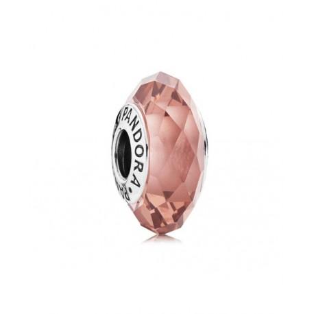 Abalorio / Charm Pandora rosa