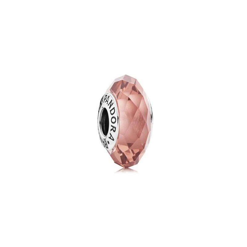 abalorio rosa pandora