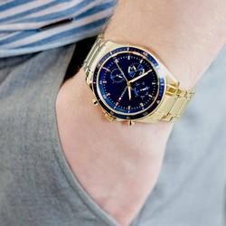 Tommy Hilfiger para caballero. Modelo 'Parker' en acero IP dorado con una preciosa esfera azul 😎#TommyHilfiger ________________________________ • Nuestra Web 👉 www.joyeriaonix.com • Envíos en 24-48 horas. _________________________________ #Reloj #Watch #Watches #Tommy #TommyHilfigerSpain #Tommywatches #tommyhilfigerwatches #joyeriaonix #style #lugo #joyeria
