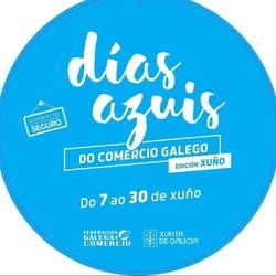 🔵🔵¡¡EMPEZAMOS!! Las compras en los establecimientos gallegos entre el 7 y el 30 de junio tienen premio.Sorteamos 12.000 euros repartidos en 64 tarjetas de 250 y de 150 euros.💳💳Participar es muy sencillo: 👉Comprar en el comercio gallego de proximidad. 👉Registrar la compra en www.diasazuis.com 👉Guardar el ticket.#díasazuis #comerciogalego #joyeriaonix #lugo